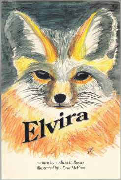 Image for Elvira (True Wild Fox Story)  SIGNED