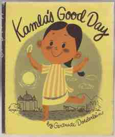 Image for Kamla's Good Day A Story of India
