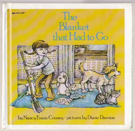 Image for The Blanket that Had to Go