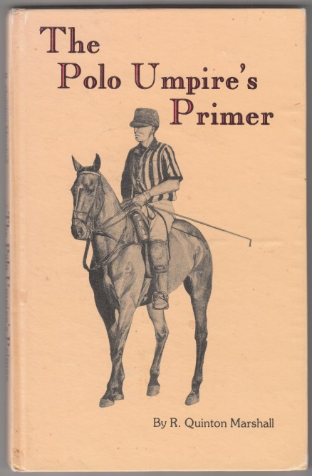 Image for The Polo Umpire's Primer