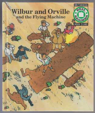 Image for Wilbur and Orville and the Flying Machine