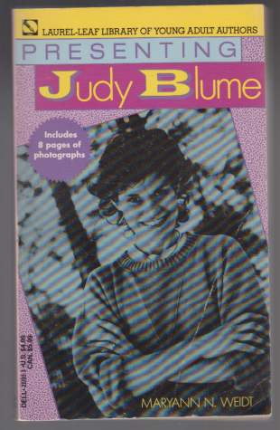 Image for Presenting Judy Blume