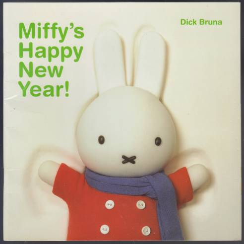 Image for Miffy's Happy New Year