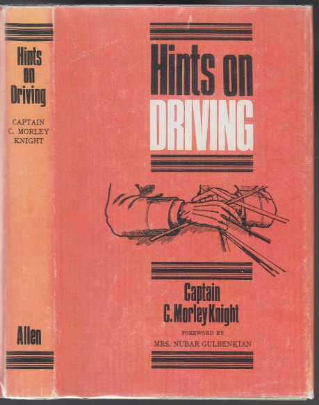 Image for Hints On Driving