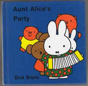 Image for Aunt Alice's Party