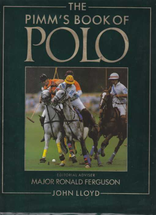 Image for The Pimm's Book Of Polo