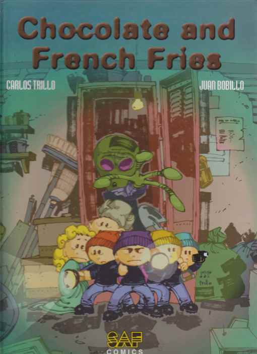 Image for Chocolate and French Fries