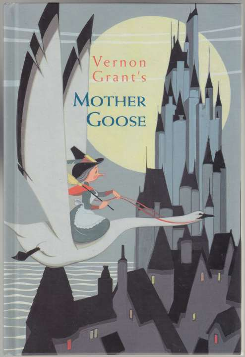 Image for Vernon Grant's Mother Goose
