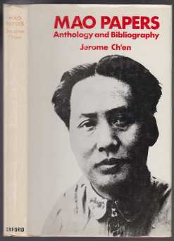 Image for Mao Papers Anthology and Bibliography