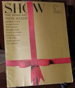 Image for Show The Magazine Of The Arts. Vol IV,  No. 9 October 1964 3rd Anniversary Issue