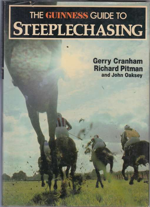 Image for The Guiness Guide to Steeplechasing