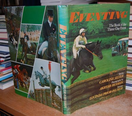 Image for Eventing. The Book of The Three-Day Event