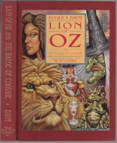 Image for Lion Of Oz and The Badge of Courage