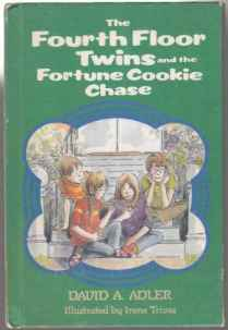 Image for The Fourth Floor Twins and the Fortune Cookie Chase