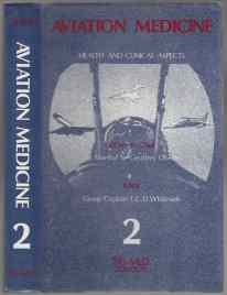 Image for Aviation Medicine Vol 2. Health and Clinical Aspects