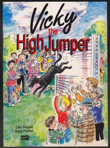 Image for Vicky The High Jumper  A True Story Black Labrador Retriever