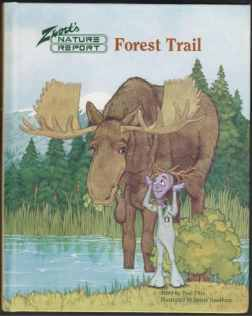 Image for Zwort's Nature Report: Forest Trail