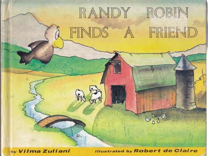 Image for Randy Robin Finds A Friend