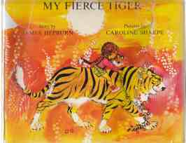 Image for My Fierce Tiger