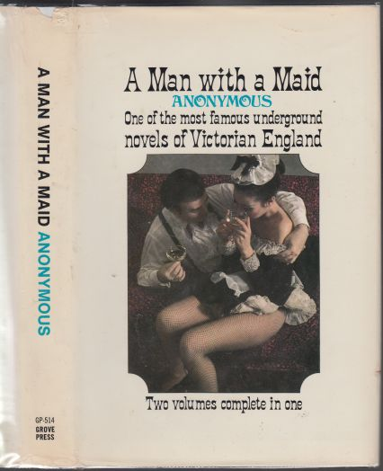 Image for A Man With A Maid  Two Volumes Complete in One