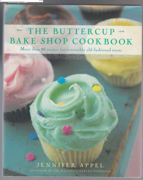 Image for The Buttercup Bake Shop Cookbook