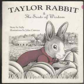 Image for Taylor Rabbit & The Seeds of Wisdom TWICE SIGNED