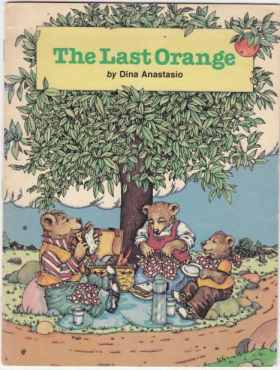 Image for The Last Orange