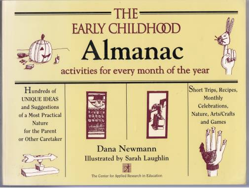 Image for The Early Childhood Almanac Activities for Every Month of The Year