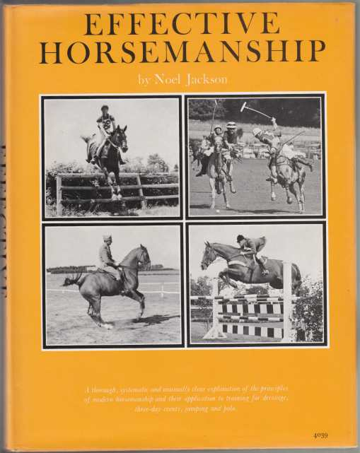 Image for Effective Horsemanship For Dressage, Three-Day Event, Jumping and Polo