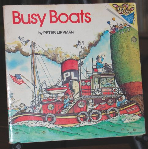 Image for Busy Boats