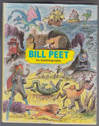Image for Bill Peet  An Autobiography