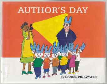 Image for Author's Day