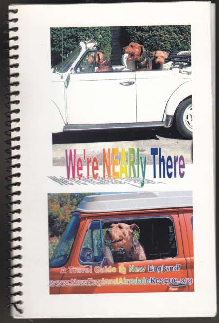 Image for We're Nearly There  A Travel Guide to New England