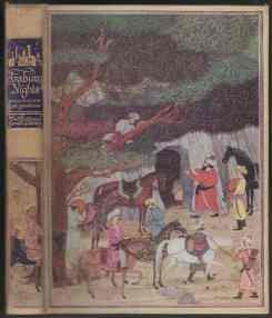 Image for The Arabian Nights. Illustrated Junior Library