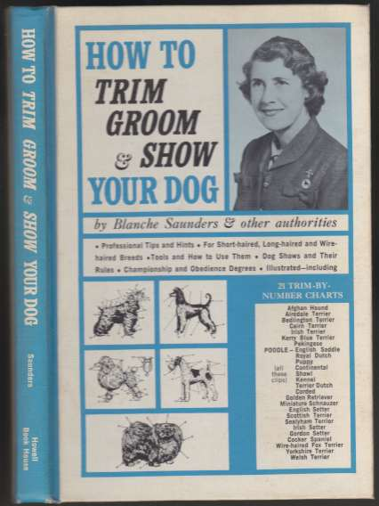 Image for How To Trim Groom & Show Your Dog