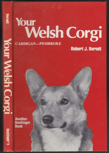 Image for Your Welsh Corg  Cardigan - Pembroke