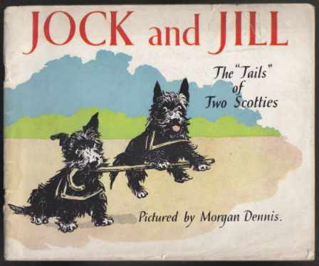 Image for Jock and Jill  The Tails of Two Scotties