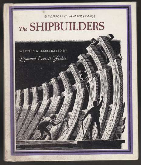 Image for The Shipbuilders Colonial Americans  SIGNED