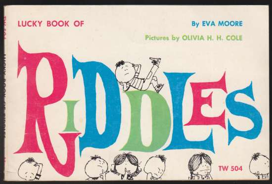 Image for Lucky Book of Riddles