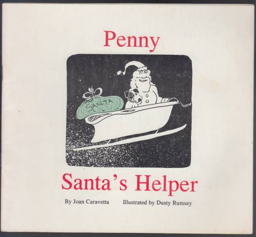 Image for Penny Santa's Helper  SIGNED