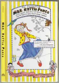 Image for The Enchanting Mrs. Hattie Pence. Bite-Size Morsels of God's Word with Poems for Pint-Size People 1st ED HB