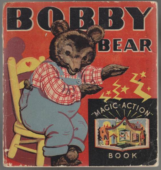 Image for Bobby Bear Magic-Action Book Pop Up