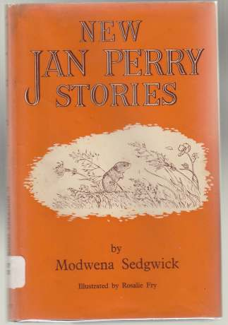 Image for New Jan Perry Stories