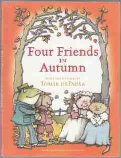 Image for Four Friends in Autumn
