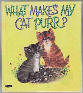Image for What Makes My Cat Purr?
