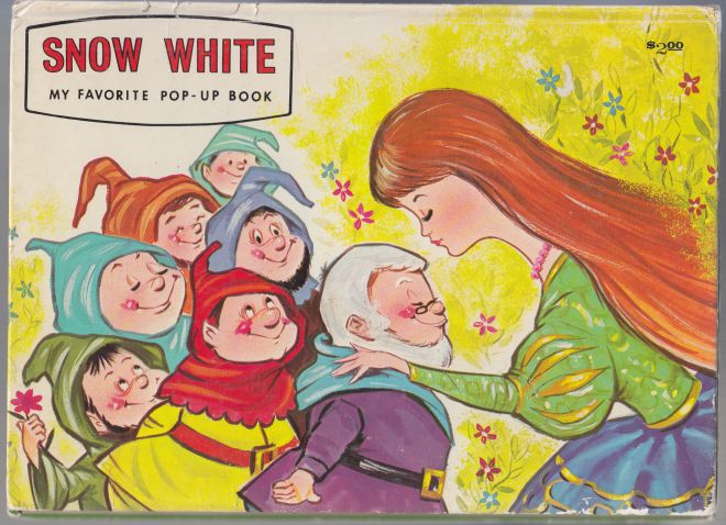 Image for Snow White  My Favorite Pop-Up Book