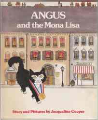 Image for Angus and the Mona Lisa  SIGNED