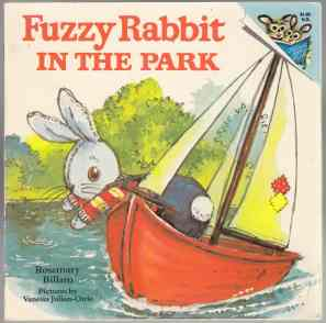 Image for Fuzzy Rabbit In The Park
