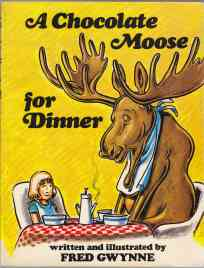Image for A Chocolate Moose for Dinner