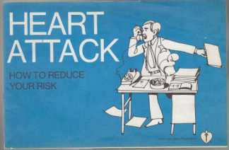 Image for Heart Attack How to Reduce Your Risk